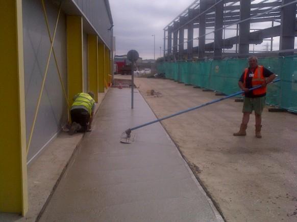 Ground Works for Bespak