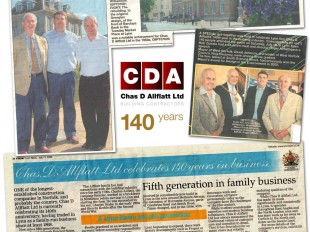 Looking back on 140 years in business